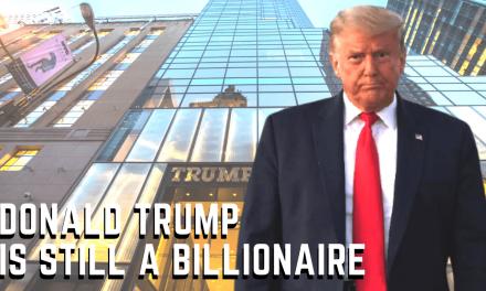 Donald Trump is still a Billionaire