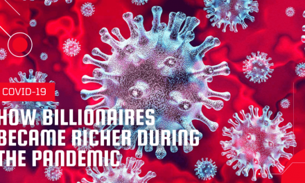 How Billionaires Became Richer During The Pandemic