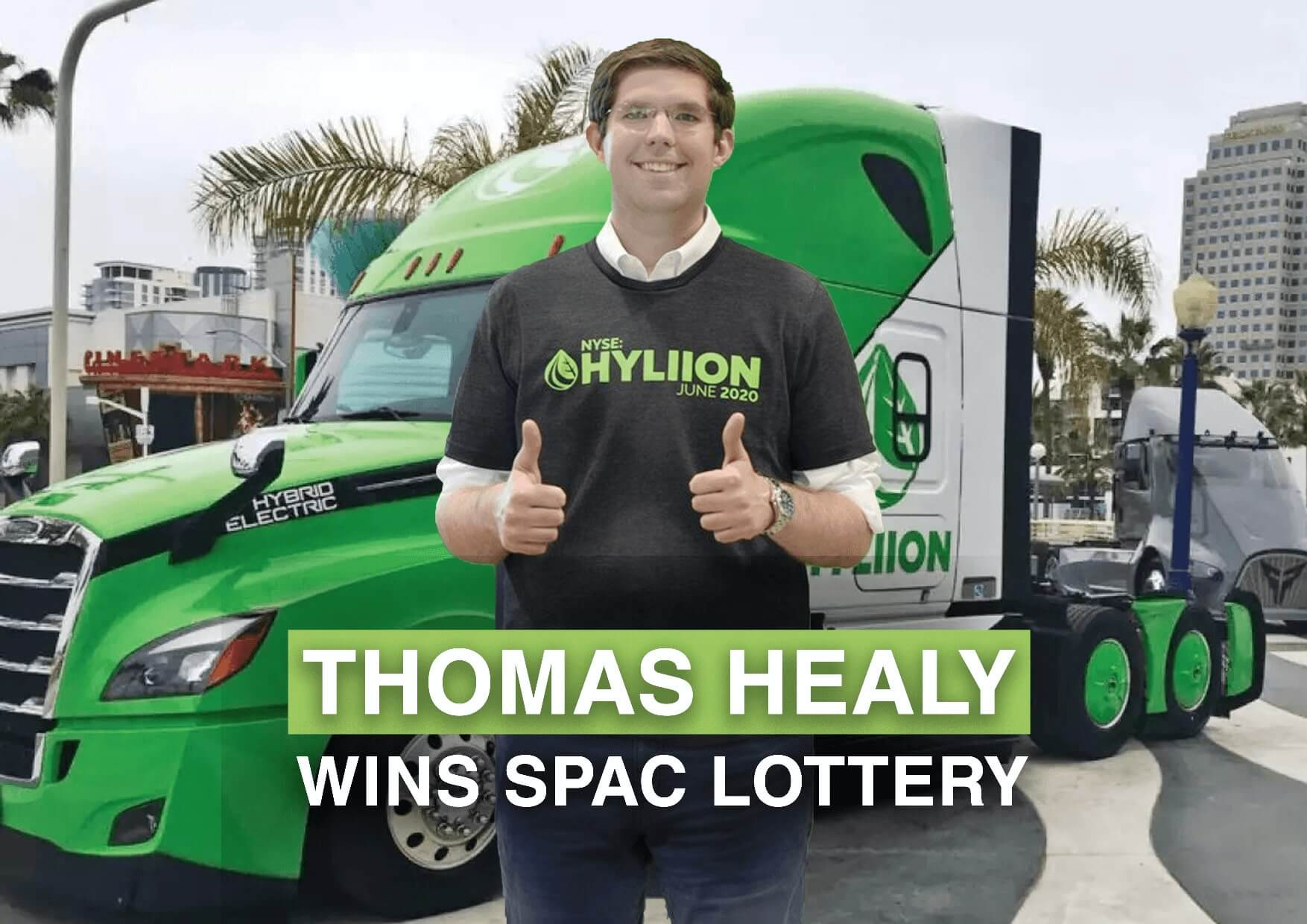 Thomas Healy, A 28 Years Old CEO, Wins The SPAC Lottery